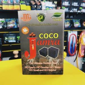 уголь для кальяна Coco Jamra